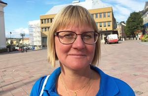 Eva Olstedt-Lundgren (L) är överraskad över beskedet och det nya styret som meddelades under onsdagseftermiddagen.