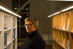 Universitetsbiblioteket i Arken tas över av kommunen och byter namn till Studentbiblioteket. Annica Häggström-Rudsten har förberett övertagandet av driften under hösten.