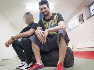 Tillsammans med en annan person startade Raad al-Duhan upp Gefle Legend Club.
