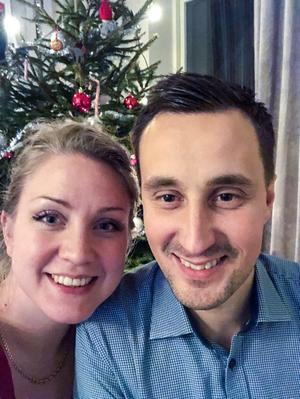 Jimmy och frun Ronja kommer att arbeta ihop i Alftahallen tillsammans med butikens befintliga anställda.