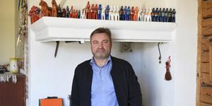 Peter Helander, Centerpartiets länsordförande och riksdagsledamot, hoppas trots förhandlingslistan till Socialdemokraterna på en Alliansregering.