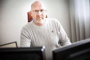 Kommunalrådet och kommunstyrelsens ordförande Mikael Westin (C)
