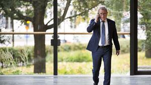 Kommunalrådet Anders Teljebäck (S) berättade att han köper kläder som håller länge och inte har kastat ett par skor på tio år.