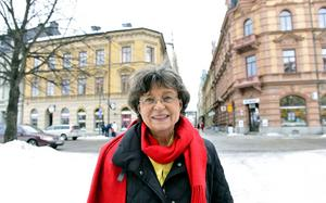 Susanne Eberstein – mest S-kryssad.