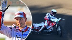 Efter 20 år i Sverigeeliten vinkar Andreas Jonsson hejdå till livet som speedwayförare.