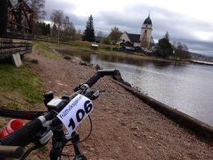 Klockan 10 på lördagen går startskottet för Rättviksjakten, en cykeltävling som anordnas för femte gången.  Bilden togs vid tävlingen 2015.