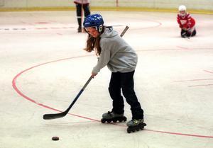 Inlineshockey i ishall.