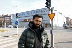Som ett test inför Conventum Arena arrangerar Mohammad Arvan en mindre speeddejting i Örebro. Intresserade kan anmäla sig på Instagram.