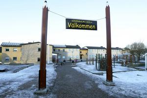 Eleverna på Södermalmsskolan kommer under hösten flytta till tillfälliga lokaler.