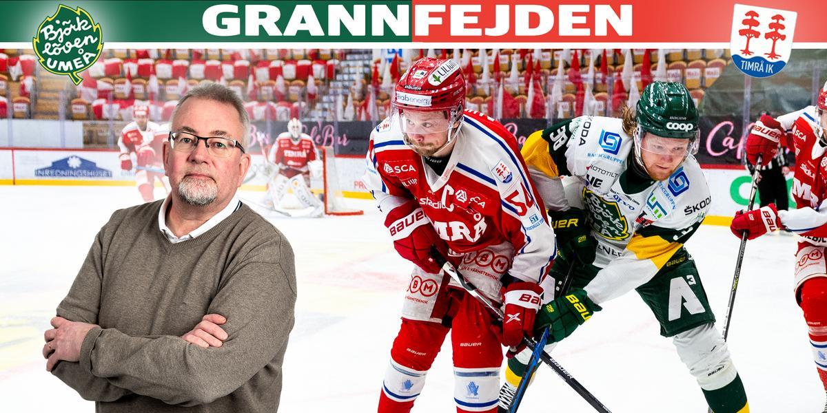 Hägglund: För mig är Modo-Björklöven det riktiga derbyt