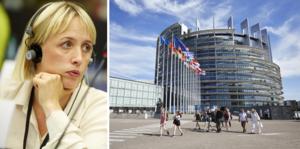 Europaparlamentet ska ta ställning till vad EU borde göra för att komma ur krisen. Det behövs mer EU-samarbete, skriver Jytte Guteland (S).