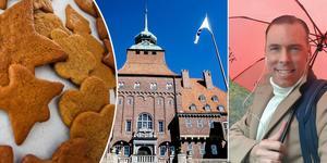 Thomas Nordin från Stockholm var en av de alla personer som blev upprörda av de indragna pepparkakorna vid de kommunala förskolorna.