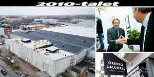 Epiroc, universitet, Saluhallen – det har varit ett blomstrande decennium för länets näringsliv.
