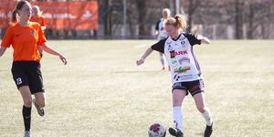 Målskytt nr 2 – Caroline Murray