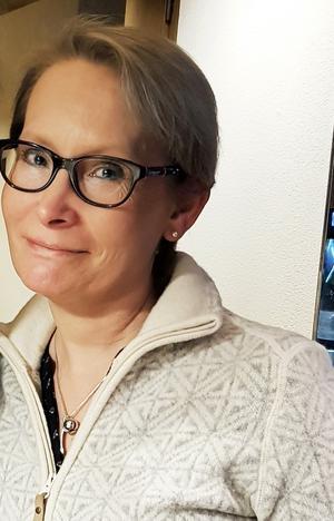 Malin Carlsson hoppas att nomineringen till Årets eldsjäl gör att föreningen når ut till ännu fler. Foto: Privat