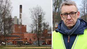 """Efter gasolyckan: Aspa bruk nu åter i produktion –  """"Det blir ingen vanlig arbetsdag här idag"""""""