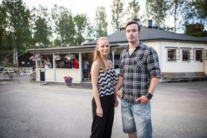 Gabriella Jonsson och Joakim Sundell.