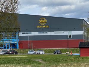 Iscar Arena blir Hasses Sportcenter till nästa säsong.