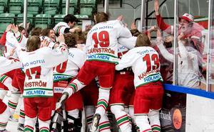 Modojubel i junior-SM 2017. Kan klubben upprepa bedriften 2018? Foto: K-G Z Fougstedt / Bildbyrån