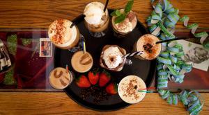 Låt sommaren bli en riktig frossa i olika sorters kaffedrinkar!