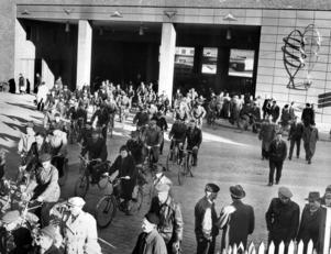 Asea-strömmen på 1950-talet.Foto: VLT