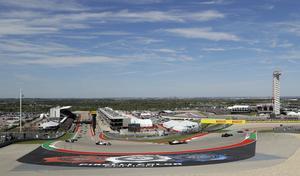 Indycar kommer 2019 för första gången att inta formel 1-banan i Austin, Texas. Arkivfoto: Eric Gay/TT