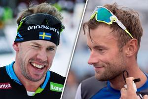 Emil Jönsson och Petter Northug, goda vänner?