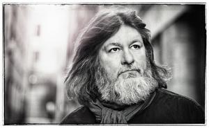 Ebbot Lundberg, sångare under många år i rockbandet