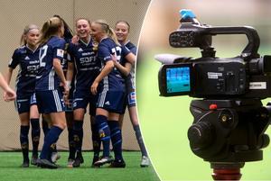 Sundsvalls Tidning kommer att sända SDFF:s träningsmatcher. Foto: Sara Carlzén, Andreas Lidén.
