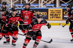 29 poäng (16+13) blev Patrik Elfsbergs facit den gångna säsongen.