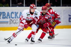 Allehanda.se sänder Modos match mot Timrå i SCA-cupen, lördagen den 19 september.