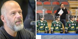 Foto: Andreas Lidén / Fredrik Eliasson. Markus Åkerblom önskar att ÖIK vågade ta ett kliv till i sin satsning mot hockeyallsvenskan.