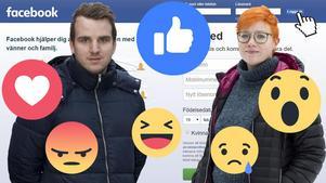 Martin Wik och Linda Mankefors kommer att administrera DT:s nya facebookgrupper