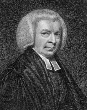 Den engelske prästen Thomas Haweis psalmer var populära i de amerikanska sydstaterna under 1800-talet. Hans psalm