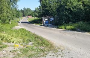 Det känns långt ner i själen när man ser den nya huvudgrinden in till Petersvik, skriver Tommy Jansson.