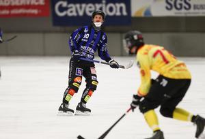 Janne Rintala hade som uppgift att punktmarkera Johan Löfstedt senast. Om det blir en liknande taktik ikväll återstår att se.