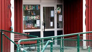 Torpshammars skola, en av de hotade grundskolorna i skolutredningen.