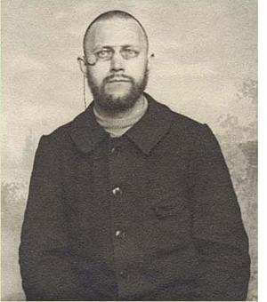 Ivan Aguéli. Foto: Okänd