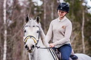 Malva Pettersson och Colour Free fortsätter leverera i de höga klasserna.