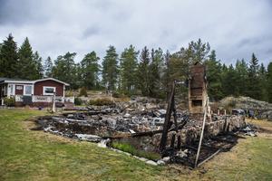 Anders Burman flyttade tillbaka till Sverige 2012 för att vara med sina föräldrar den sista tiden.