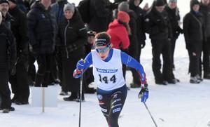 Ebba Andersson vann Kopparskidan i Falun.