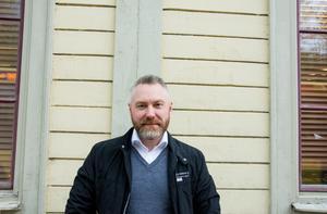 Tom Silverklo (C) hälso- och sjukvårdsnämndens ordförande .