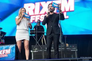 Nu är det klart att Rix FM festival kommer tillbaka till Sundsvall, 31 juli 2018. Foto: Pressbild