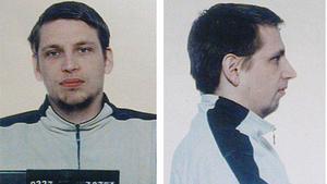 Tony Olsson och ytterligare tre interner fritogs brutalt från Hallanstalten i Södertälje. Tony Olsson avtjänar fortfarande titt livstidsstraff. Nu på Kumlaanstalten. Foto: Polisen