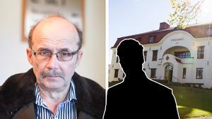 Åklagare Christer Sammens menar att knivskärningen bör ses som ett mordförsök, sett till skadebilden på mannen i 50-årsåldern. Han vårdas fortfarande för allvarliga skador. Foto: Roxanne Nilsson/kollage