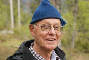 Bengt Rud bestämde sig för flytt till Härjedalen och där blev han kvar. Foto: Torbjörn Ohlsson