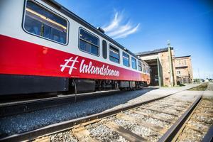 De äldre tåg som Inlandsbanan är för gamla och håller inte måttet för att användas i kollektivtrafik på längre sträckor.