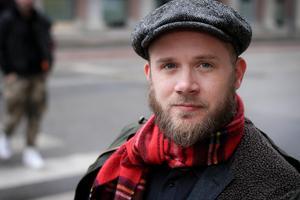 Lars Anders Johansson är aktuell med den nya diktsamlingen