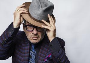Elvis Costello. Bild: AP