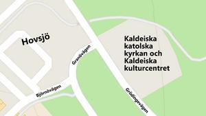 Skribenten vill ha en rondell i korsningen Granövägen–Grödingevägen.